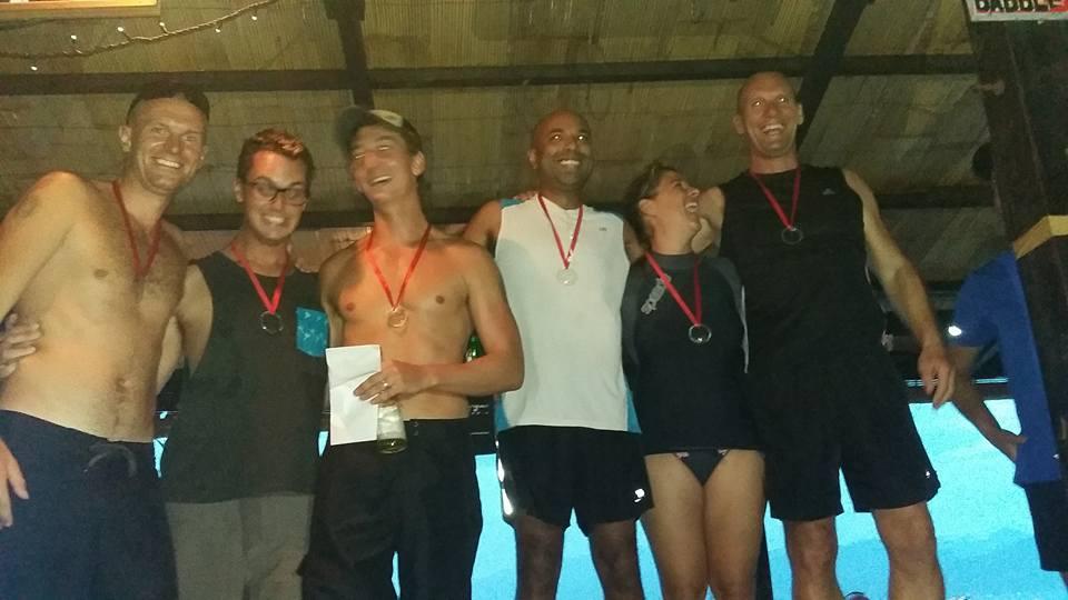 Gili Triathlon – winners all round!