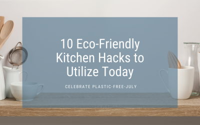 10 Easy Plastic-Free Kitchen Hacks You Can Utilize Today